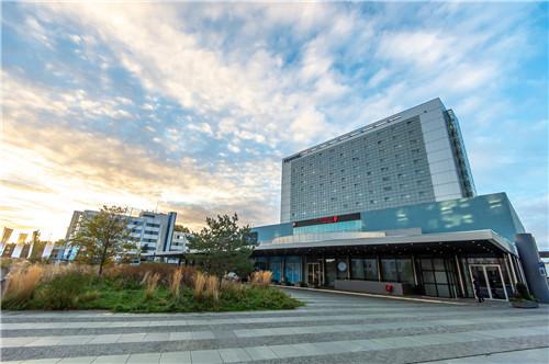 【资讯图片】海牙世界论坛会议中心为访客提供安全可靠的LiFi 01.jpg