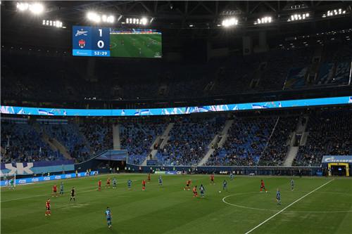 昕诺飞完成圣彼得堡新泽尼特体育场的照明升级 - 3.jpg