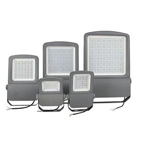 厂家直销泛光灯投射户外广告牌广场防水LED投光灯工程款