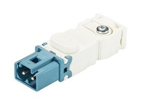 GST系列户内可插拔连接器DALI快插面板灯商超货架路灯导轨灯适用