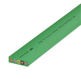 NRG户内分布式可插拔母线系统扁平电缆绝缘穿刺DALI快插KNX楼宇控制
