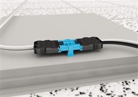 智慧办公灯具面板灯平板灯户内连接器DALI调光