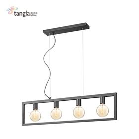 4L的金属吊灯