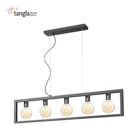 5L的金属吊灯