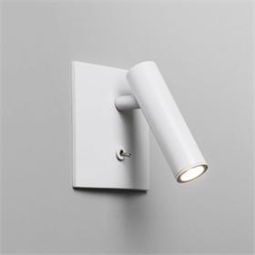 现代床头灯复古表面安装3W C单方形壁灯-
