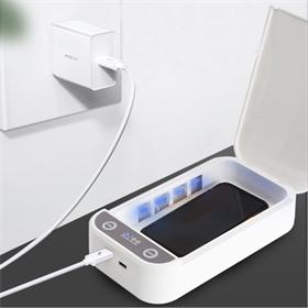 紫外线消毒盒 手机消毒器 一键香薰5分钟极速灭菌盒 源头工厂
