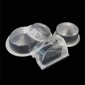 圆形水勺灯罩子,灯具光学配件,miniwallpack罩子