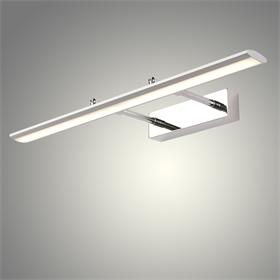 7120 现代简约北欧浴室灯 不锈钢卫生间化
