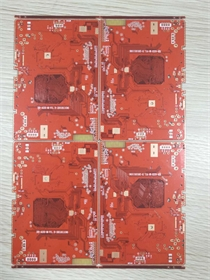 精密4层PCB线路板-专业生产主板控制板