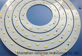 厂家专业生产太阳能面板灯-PCB线路板定制