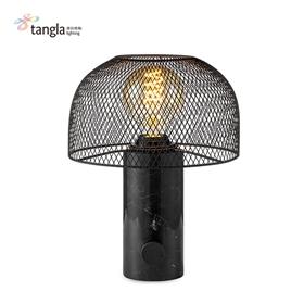 大理石蘑菇台灯
