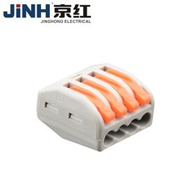 CMK414电线连接器快速接头电路布线改造万能接线器分线