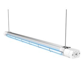 杀菌灯T5灯管吊装壁装吸顶安装-冠科消毒灯40/60/80W
