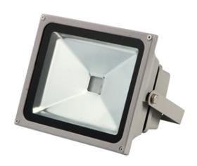 厂家直销LED投光灯外壳30WLED投光灯外壳广告照明工地探