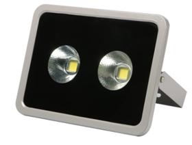 厂家直销投光灯外壳防水100W聚光投光灯套件户外照明灯具