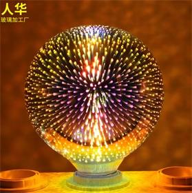 LED烟花3D装饰灯泡