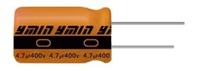 液态引线铝电解——LKG 50V 330UF 10*12.5