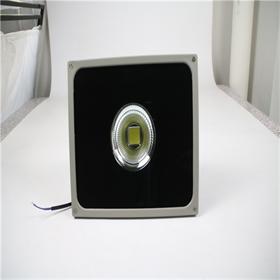 100W大功率长形聚光灯COB透镜酒店工程篮球场灯远程探照灯