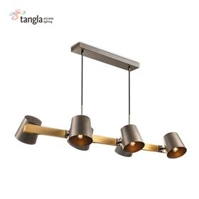 金属的吊灯(6L)
