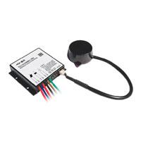 南京普天大唐 CLL12/2408LI-WB升压型锂电微波感应太阳能控制器