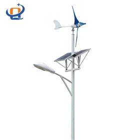 风机发电太阳能路灯风力光伏路灯一体化LED道路灯
