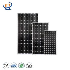 大量批发A级高转化率100瓦单晶18V/36V太阳能板