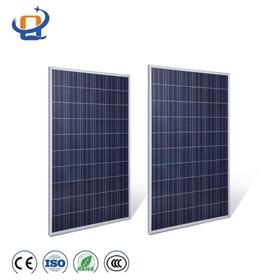 全新足功率多晶光伏电池板太阳能组件