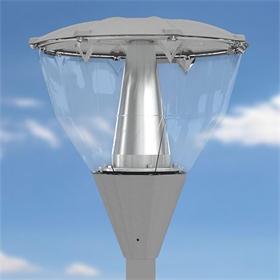 沪江照明  钻石形状公园灯具LED