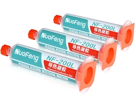 诺丰电子 1.2W/m.k导热凝胶