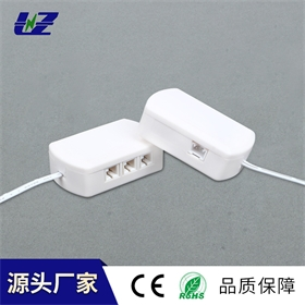 LED感应开关分线盒 灯带灯条灯具接线器 端子接线盒厂家直销