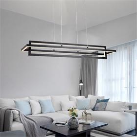 Deformable rectangular LEDlamp