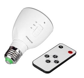 可充电式LED智能应急球泡灯 伸缩手持式灯泡 断电自动亮
