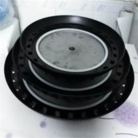 石墨烯UFO散热器100W150W200W硅胶防水圈