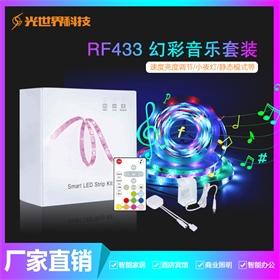 RF433 幻彩音乐控制套装