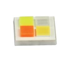 3535倒装RGB+W 全倒装,无支架无金线,高可靠性,防硫