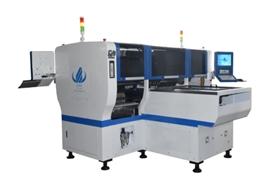 双模组磁悬浮多功能贴片机