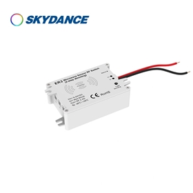景晴LED控制器 2段式微波感应开关调光RF遥控器 ER3