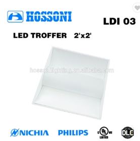 UL DLC 认证 49 W 600 x 600毫米 led
