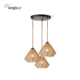 3L pendant lamp in natural