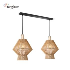 2L pendant lamp (metal)