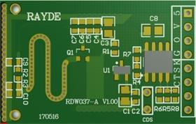 微波模塊RDW03系列、RD58系列、RD10系列