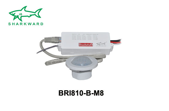 120-277VAC 0-10V调光PIR高棚传感器
