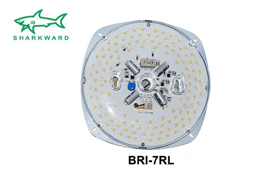 7''圆形LED光引擎,用于吸顶灯,吊坠和吊扇灯  介绍