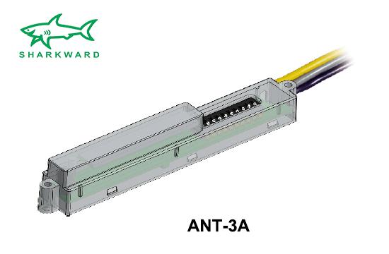 用于条形灯的12-24V IP20 0-10V调光微波传感器