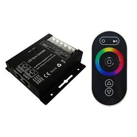 无线加网口同步RGB控制器30A