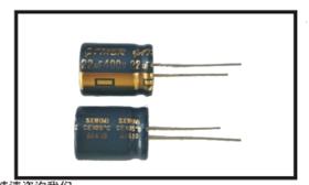 凯泽鑫 小型铝电解电容器 SXW系列