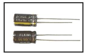 铝电解电容FLK系列