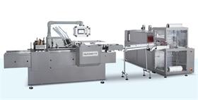 HHZ-BS 裝盒/熱收縮聯動生產線