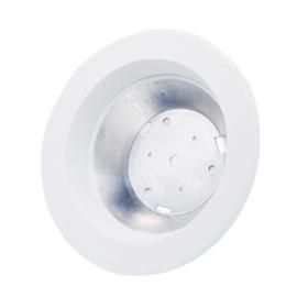 工廠定制澳規6寸開孔155MM深凹一體化塑包鋁筒燈導熱抗菌塑