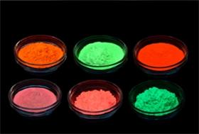 特种荧光粉 装饰用绿色荧光粉